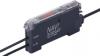 Zesilovač pro optická vlákna Zdroj světla Červená LED dioda (660 nm)PNP, N...